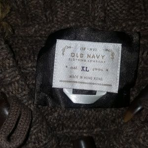 Old Navy Sweaters - Old Navy Hooded Sweater